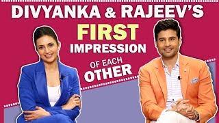 Divyanka & Rajeev On Their First Impressions & More | Coldd Lassi aur Chicken Masala