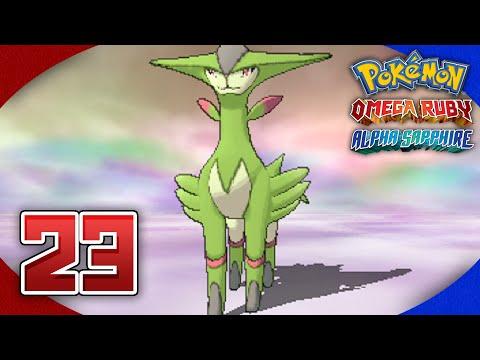 Pokémon Omega Ruby and Alpha Sapphire Walkthrough (After Game) - Part 23: VIRIZION!