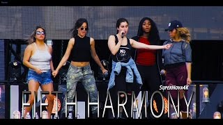 Fifth Harmony - Work From Home - MMVAs 2016 Rehearsal
