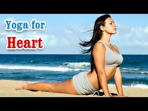 Yoga for Heart - Heart attacks, Heart diseases And Diet Tips in English