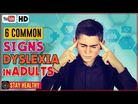 6 Common Signs of Dyslexia in Adults
