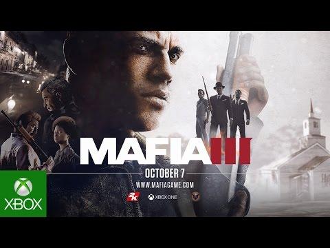 Mafia III One Way Road Story Trailer