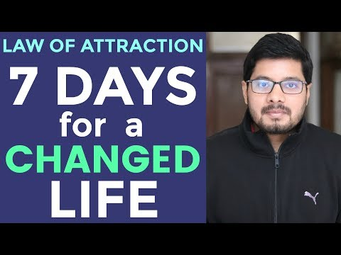 MANIFESTATION #73: Manifestation in 7 DAYS with LAW OF ATTRACTION | The Secret to Fast Success?
