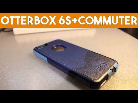 Otterbox Commuter iPhone 6s Plus Review