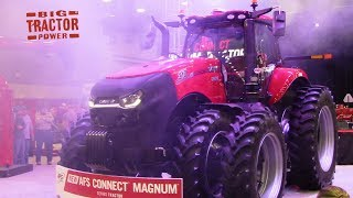 Farm Machinery Show 2020.2020 New Holland Genesis T8 Plm Intelligence Tractor