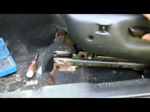 1999 to 2004 jeep grand Cherokee limited seat fix