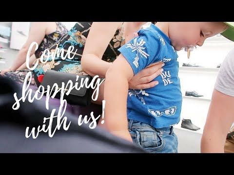 COME SHOPPING WITH US! | THE SATURDAY VLOG #51  | CARLY ELLEN