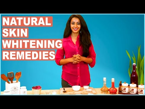 How To Lighten Your Skin | Skin Whitening Home Remedies