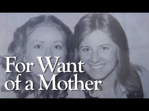 For Want of A Mother - A Short Adoption Documentary