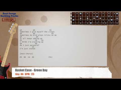Basket Case Green Day Guitar Lesson - Green Day Basket Case Original ...