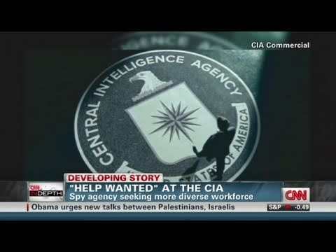 Need a job? The CIA is hiring