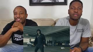 Eminem Donald Trump BET Cypher Freestyle Reaction