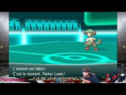 [Ep#11] Il est pas shiny - Tournoi Pokemon XY Online #4 part1