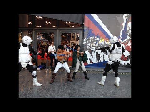 Photos from New York Comic Con 2013