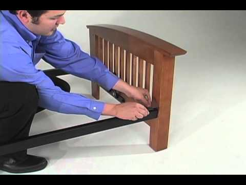 Serta Futon Frame How to Assemble!