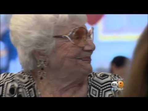 Mother's Day Celebration 2016 - KCAL 9 News