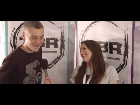 Devlin Backstage Interview - The Big Reunion 2013