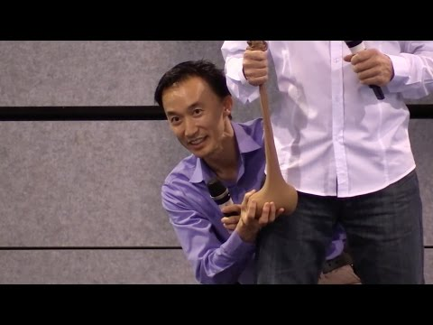 Dr Sam Kim Demonstrates A Testicular Cancer Check