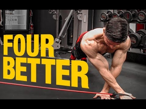 4 Pushup Variations WAY BETTER Than the Original!