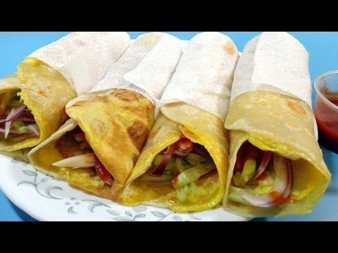 Egg Roll - Indian Cuisine