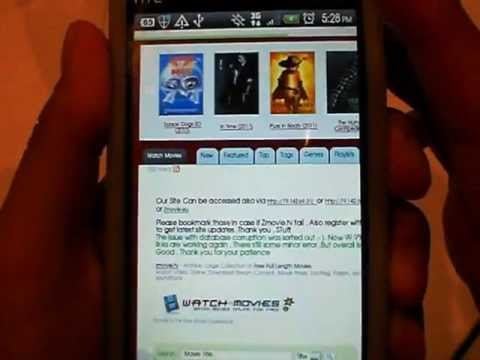 How to Watch Unlimited Movies For Free From Your Android Phone