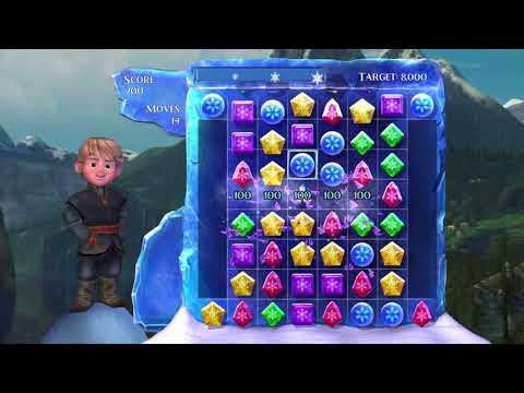 Frozen Free Fall: Snowball Fight Prt 1