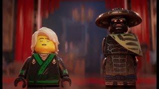 LEGO NINJAGO Movie Trailer 2 - Epic Tale between Good and Dad