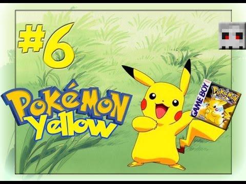 Ron Plays: Pokemon Yellow --- [P6] Step 1: Catch Abra