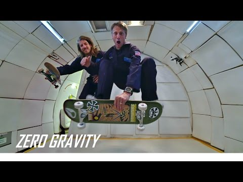 "ZeroG | Tony Hawk and Aaron ""Jaws"" Homoki | Sony"