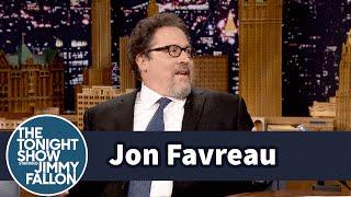 Jon Favreau Cooked Bill Murray A Jungle Book Brisket