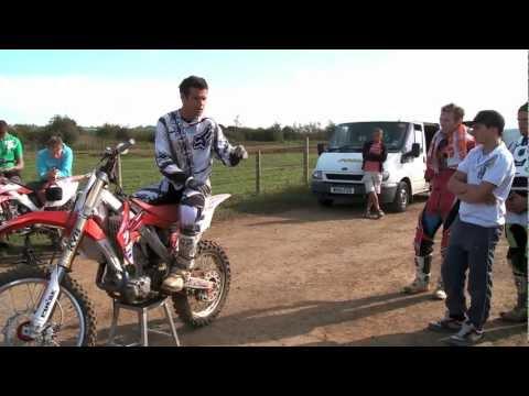 Essential Motocross Training - Ryan Hughes - Riding Tips