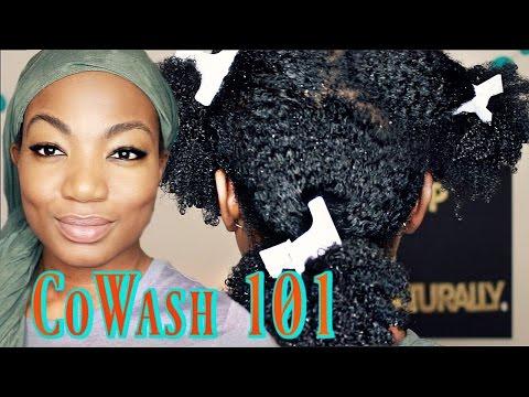 Best Way to CoWash Natural Hair!  |WIT Method|