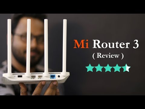 Best Router | Xiaomi Mi Router 3 Review | Setup | Features