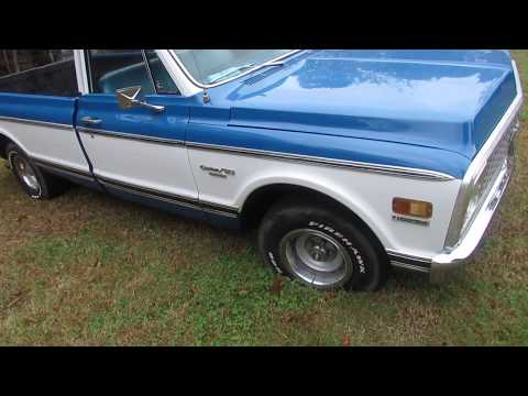 Replace battery 71 Chevy