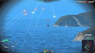 World of Warships Beta