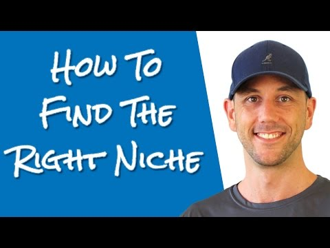 How To Know When You Have Found The Right Niche... 3 Real World Niche Marketing Examples