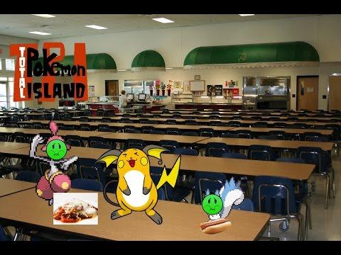 Total Pokemon Island episode 12 To Vomit or Not To Vomit