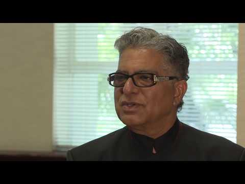 How Deepak Chopra Still Finds Happiness in Our Crazy World