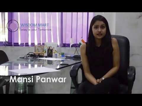 Study Abroad | GRE,GMAT,SAT,ACT,IELTS Preparation @WisdomMart - Mansi Panwar