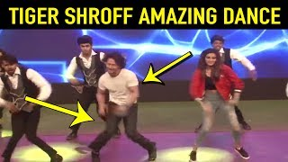 Tiger Shroff  Super Dance With Nidhhi Agerwal | Beparwah Song Launch | Munna Michael