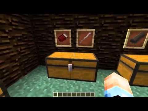 Minecraft The Camping Mod   TENTS, CAMPFIRES, === www.alfapress99.com