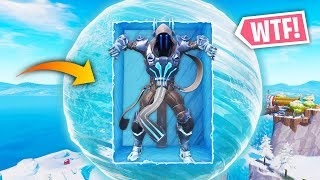 Download WHAT'S INSIDE THE ICE SPHERE?! | Fortnite Best Moments #115 (Fortnite Funny Fails & WTF Moments) Video