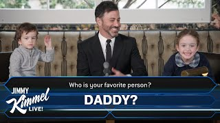 """Jimmy & His Kids Play """"Who Wants to Be a Millionaire"""""""