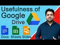 What is Google Drive, Google Docs, Sheets & Slides? Why you must use Google Drive?