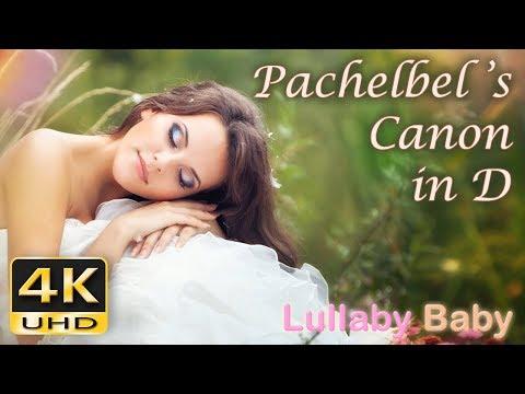 ✰ Pachelbel CANON IN D ♫ 4K UHD ✰ PACHELBEL'S CANON ✰ Wedding Entrance, Relaxing Music ✰