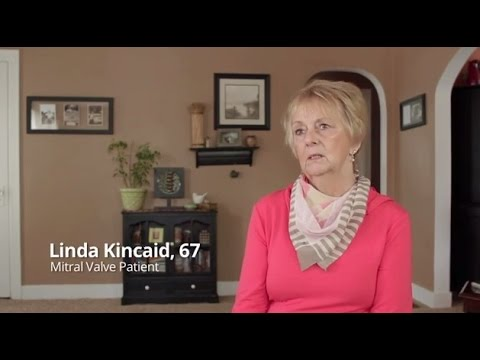 Living with Valve Disease: Linda's Story