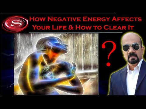 Negative energy - signs of negative energy in house | how to remove negative energy | Rated *****