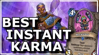 Hearthstone - Best of Instant Karma Moments