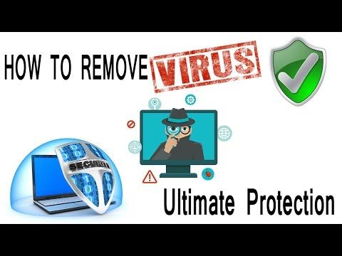 How To Permanently Remove Viruses From Your Computer| Windows 7,8,8.1,and10