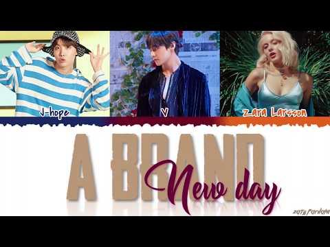 Download BTS (V & JHOPE) - 'A Brand New Day' ft  ZARA